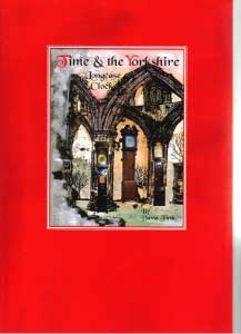 Time and the Yorkshire Longcase Clock - Book cover